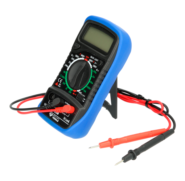 Brilliant Tools Multimeter WZ-BT122900
