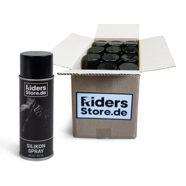 Riders Store Silikonspray 400 ml 12er Pack AM272